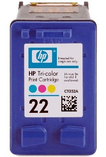 HP 22 color