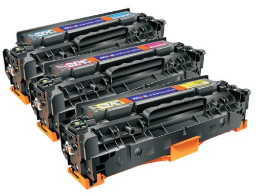 HP color LJ CP2020CMY