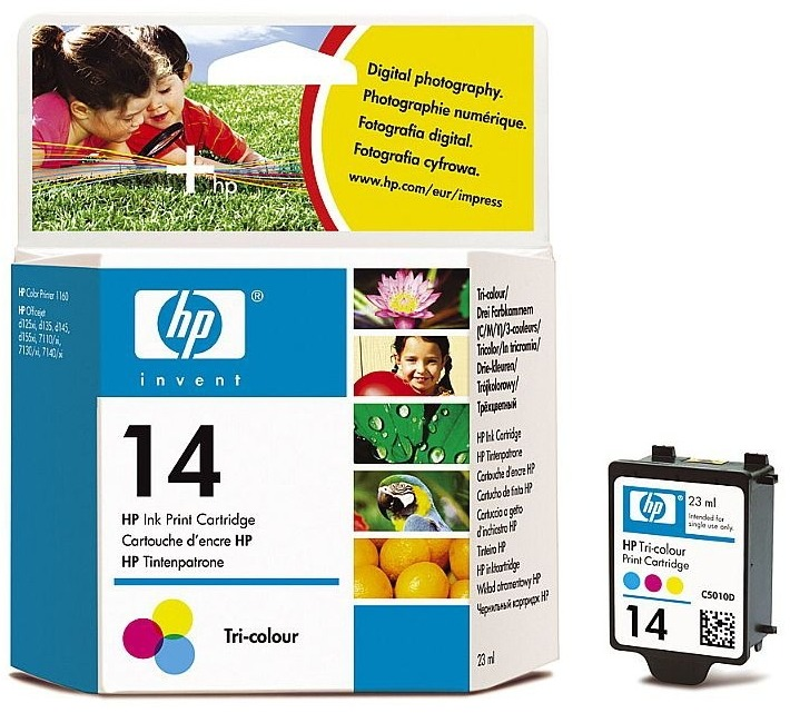 HP 14 Color