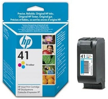 HP 41 Color