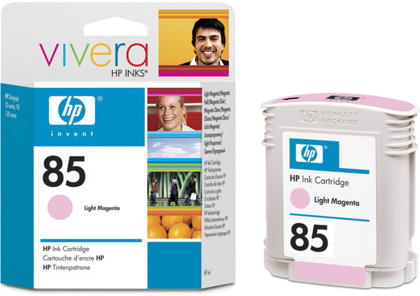 HP 85 Light Magenta